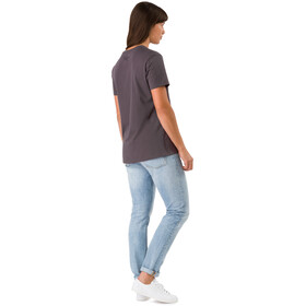 Arc'teryx A Squared SS T-Shirt Dame whiskey jack